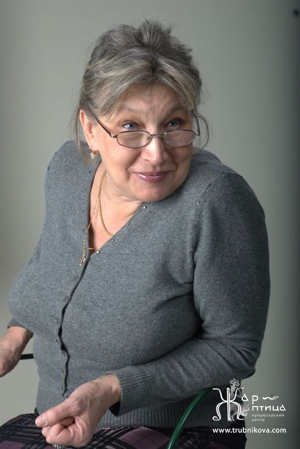 Елена Кузьмина актер
